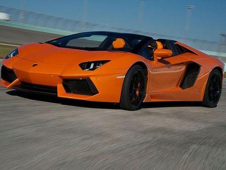 Sap co sieu bo Lamborghini Aventador cong suat khung - Anh 1