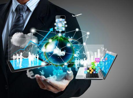 Internet van vat, cong nghiep 4.0 va Giao duc - Anh 1
