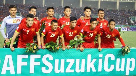 AFF Suzuki Cup 2016: Hanh trinh vao ban ket cua tuyen Viet Nam - Anh 1