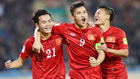 AFF Suzuki Cup 2016: Hanh trinh vao ban ket cua tuyen Viet Nam - Anh 2