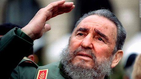 Cuba bat dau quoc tang tuong nho co lanh dao Fidel Castro - Anh 1