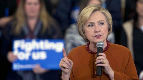 Tien trinh 'loi nguoc dong' cua ba Hillary Clinton bat dau - Anh 1