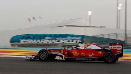 F1, phan hang Abu Dhabi GP: Cuc ky can nao - Anh 1
