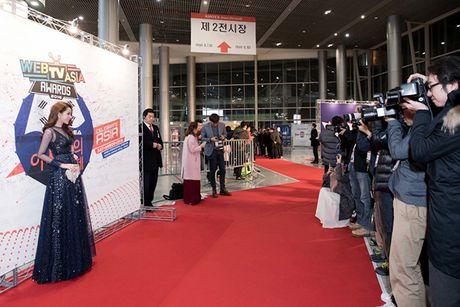 Phim do Chi Pu san xuat tiep tuc thang giai WebTV chau A - Anh 2