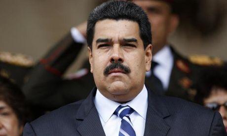 Venezuela quoc tang ba ngay tuong nho Fidel Castro - Anh 1
