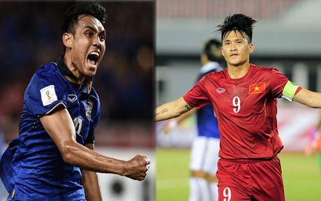 Cuoc chien giay vang AFF Cup 2016: Cong Vinh dua cung Dangda - Anh 1