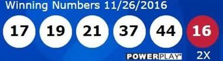 Ve so Powerball 421 trieu USD cua My da co chu - Anh 1