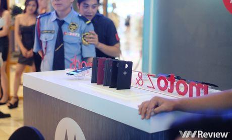 Moto Z, Moto Z Play va bo Moto Mods ban ra tai Viet Nam - Anh 11