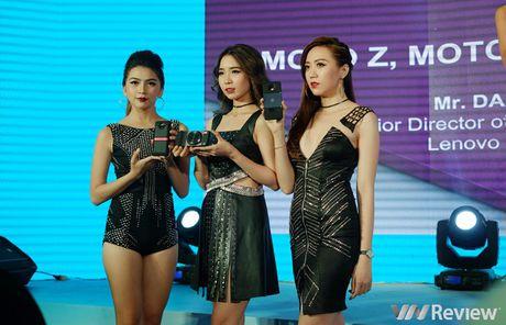 Moto Z, Moto Z Play va bo Moto Mods ban ra tai Viet Nam - Anh 8