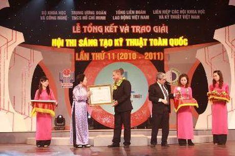 Doanh nhan sang che cong nghe che bien cat sach dau tien cua Viet Nam - Anh 2