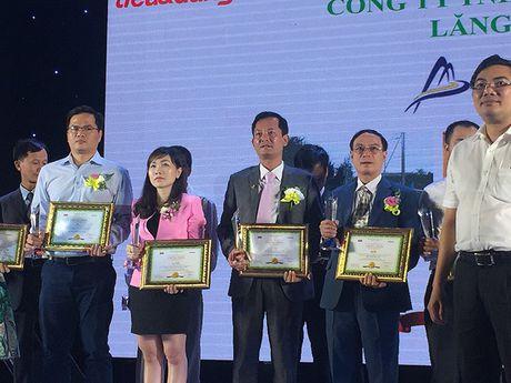 Ba Na Hills nhan danh hieu Tin va Dung Viet Nam 2016 - Anh 1