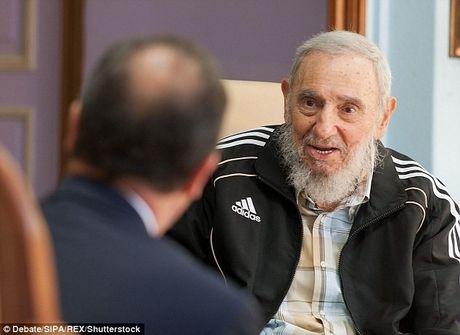 "Fidel Castro va nhung lan thoat chet: ""Don gian la so menh"" - Anh 4"