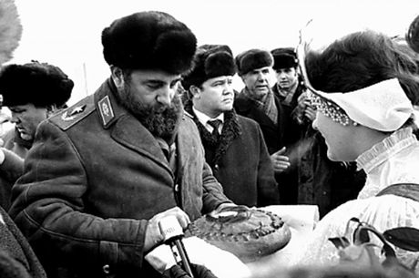 Thoi trai tre cua nha cach mang vi dai Cuba Fidel Castro - Anh 11