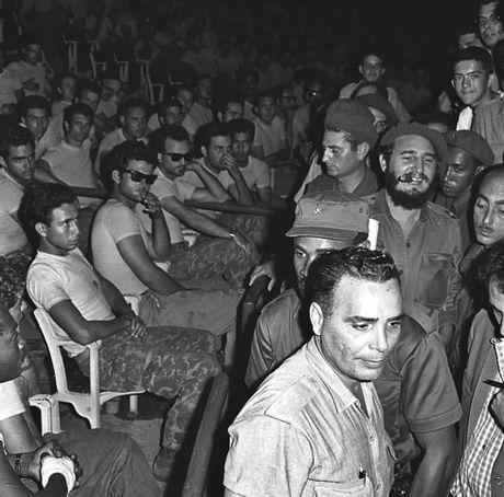 Thoi trai tre cua nha cach mang vi dai Cuba Fidel Castro - Anh 12