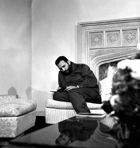 Thoi trai tre cua nha cach mang vi dai Cuba Fidel Castro - Anh 13