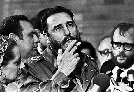 Thoi trai tre cua nha cach mang vi dai Cuba Fidel Castro - Anh 1