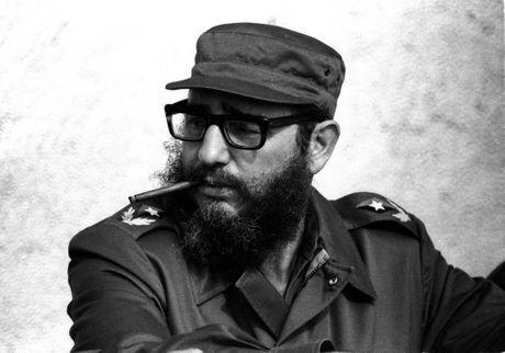 Thoi trai tre cua nha cach mang vi dai Cuba Fidel Castro - Anh 21
