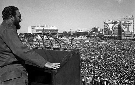 Thoi trai tre cua nha cach mang vi dai Cuba Fidel Castro - Anh 3