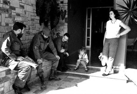 Thoi trai tre cua nha cach mang vi dai Cuba Fidel Castro - Anh 5