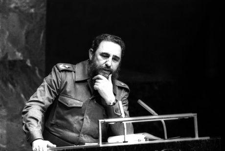 Thoi trai tre cua nha cach mang vi dai Cuba Fidel Castro - Anh 6