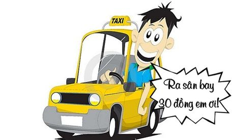 Cach di taxi gia re - Anh 1