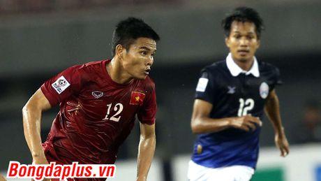 Doi hinh tieu bieu luot 3 vong bang AFF Suzuki Cup 2016: Goi ten Van Thang - Anh 1