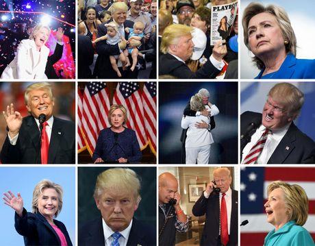 Hillary Clinton muon kiem tra lai phieu bau, ac mong co den voi ong Donald Trump? - Anh 6