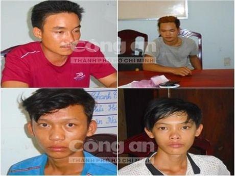 Truy to bang cuop hiep dam phu nu mang thai - Anh 1