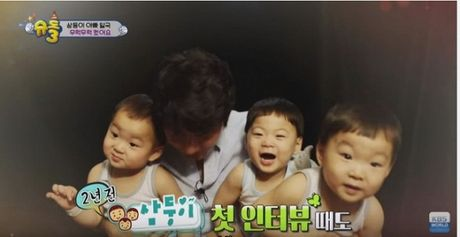 281 ngay roi The Return of Superman, bo ba Daehan - Minguk - Manse da lon va gioi giang nhu the nay roi day - Anh 10