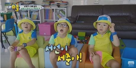 281 ngay roi The Return of Superman, bo ba Daehan - Minguk - Manse da lon va gioi giang nhu the nay roi day - Anh 1