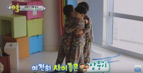 281 ngay roi The Return of Superman, bo ba Daehan - Minguk - Manse da lon va gioi giang nhu the nay roi day - Anh 6