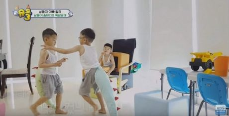281 ngay roi The Return of Superman, bo ba Daehan - Minguk - Manse da lon va gioi giang nhu the nay roi day - Anh 7