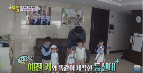 281 ngay roi The Return of Superman, bo ba Daehan - Minguk - Manse da lon va gioi giang nhu the nay roi day - Anh 8