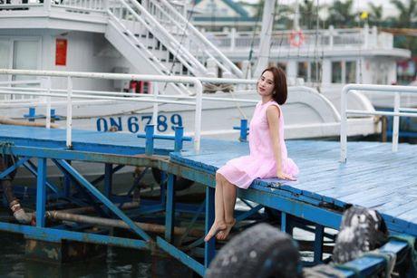 Angela Phuong Trinh phai thay 100 bo do, suot ngay o du thuyen 5 sao de… dong phim - Anh 10
