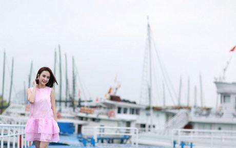Angela Phuong Trinh phai thay 100 bo do, suot ngay o du thuyen 5 sao de… dong phim - Anh 7
