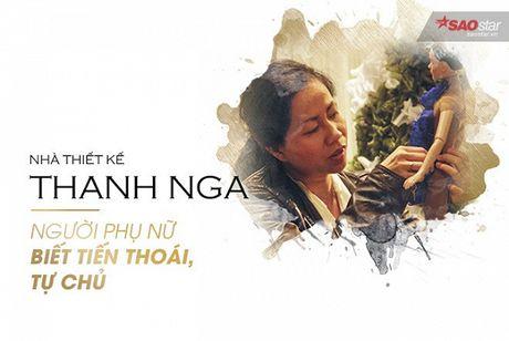 NTK Thanh Nga: 'Cam hung sang tao cua toi tu nhung dieu tam toi va tieu cuc' - Anh 1