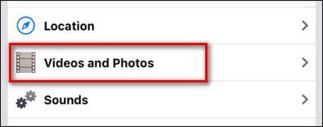 Huong dan dang anh, video HD len Facebook - Anh 4