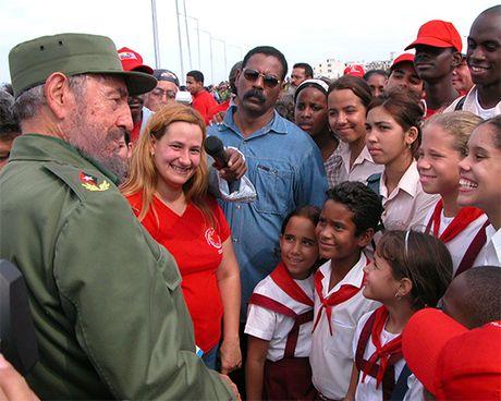 Cuba va nhung nam thang duoi thoi lanh tu Fidel Castro - Anh 4