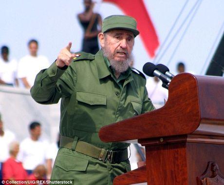 Fidel Castro va nhung lan thoat chet: 'Don gian la so menh' - Anh 1