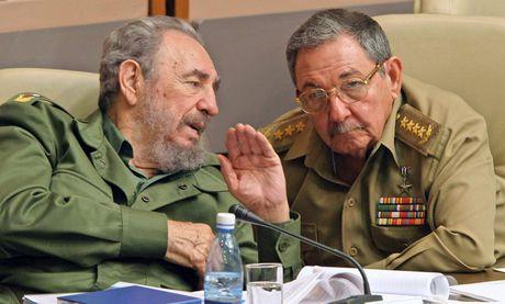 Nhung dieu it biet ve nha lanh dao huyen thoai Fidel Castro - Anh 1