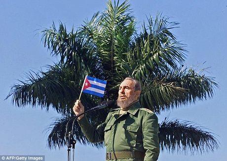 Nhung dieu it biet ve nha lanh dao huyen thoai Fidel Castro - Anh 4