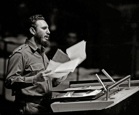 Nhung dieu it biet ve nha lanh dao huyen thoai Fidel Castro - Anh 5