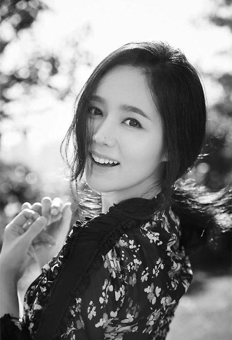 Nhan sac man ma cua 'bup be xu Han' Han Ga In - Anh 2