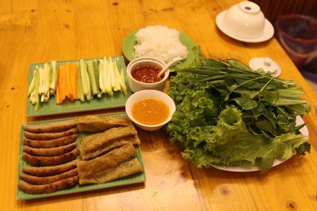 Nem nuong chuan vi Nha Trang o Ha Noi - Anh 10
