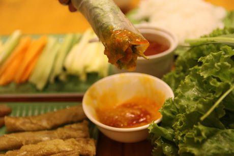 Nem nuong chuan vi Nha Trang o Ha Noi - Anh 12