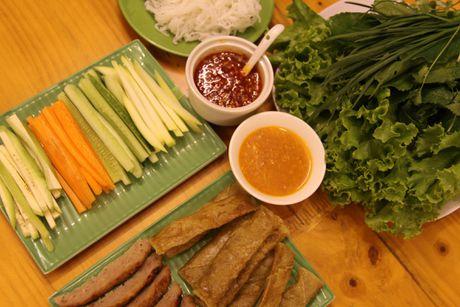 Nem nuong chuan vi Nha Trang o Ha Noi - Anh 8
