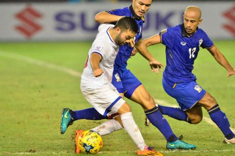 Kiatisak khong muon gap Viet Nam o chung ket AFF Cup - Anh 1
