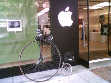 Nhung hinh anh hai huoc chi co tai Apple Store - Anh 10