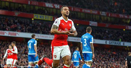 Hang cong sac nhu dao, Arsenal ket lieu Bournemouth - Anh 1