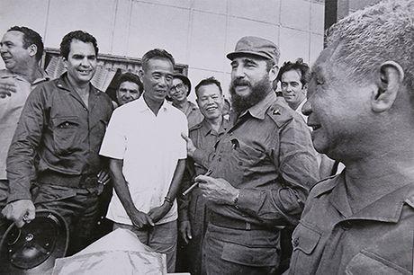 Nguoi phu nu Quang Tri duoc Fidel Castro cuu mang 43 nam truoc - Anh 2